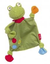 Sigikid 39148 comforter Fleck the frog