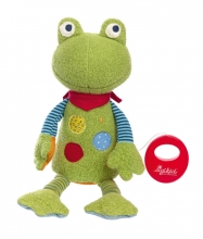 Sigikid 39150 musical toy Fleck the frog
