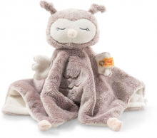 Steiff 241857 little owl Ollie comforter
