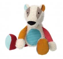 Sigikid 39014 Sweety Patchwork mini badger