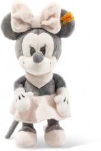 Steiff 290053 Minnie Mouse 23 grau/rosa/weiß