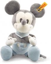 Steiff 290039 Mickey Mouse 23 grau/blau/weiß