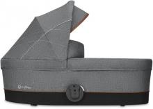 Cybex Balios S & Cot S Denim Manhattan Grey