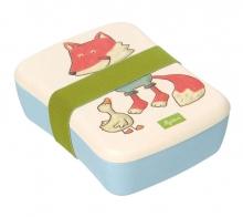 Sigikid 25046 lunch box fox Green