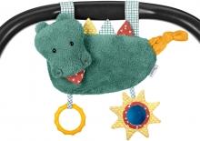 Sterntaler Toy to hang up zoo crocodile Konrad