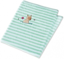 Sterntaler Microfleece blanket Lotte