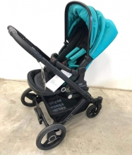 Hartan Vip GTX 2019 special edition incl. foldcarrycot 02/19