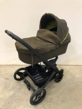 Hartan Vip GTX 2019 special edition incl. foldcarrycot 16/19