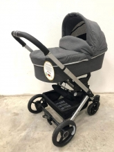 Hartan Vip GTX 2019 special edition incl. foldcarrycot 64/19