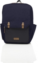 Babymel George Black-Navy diaper bag