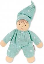 Sterntaler doll Heiko mint green
