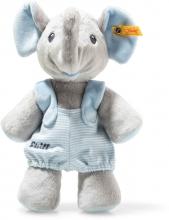 Steiff Trampili elephant 24 cm grey / blue