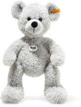 Steiff teddy bear Fynn 40 cm grey