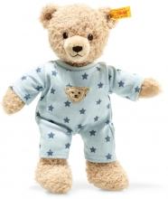 Steiff Teddybear Baby boy 25 cm beige / blue