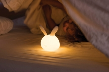 Nattou 879224 Lapidou night light rabbit