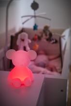 Nattou 879224 Lapidou night light mouse