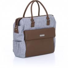 ABC Design changing bag Jetset graphite grey
