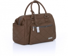 ABC Design changing bag Style brown