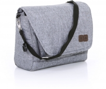 ABC Design changing bag Fashion graphite grey