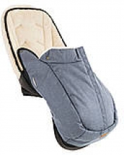 Emmaljunga NXT Winter Seat Liner Stone
