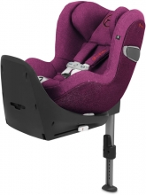 Cybex Sirona Z I-Size PLUS incl. Sensorsafe Passion Pink Reboarder