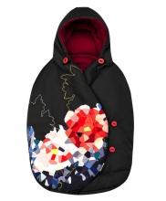 Maxi Cosi Footmuff for infant car seats digital flower