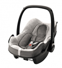 Maxi-Cosi Summer cover for Pebble Plus/Rock cool grey