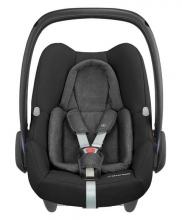 Maxi Cosi Rock + FamilyFix One i-Size Set Nomad Black
