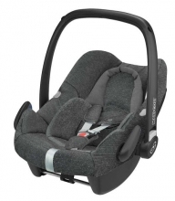 Maxi Cosi Rock + FamilyFix One i-Size Set Sparkling Grey