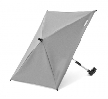 Mutsy Sunshade for Evo Bold Pebble Grey
