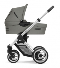Mutsy Evo Bold Dune Grey 2019 incl. carrycot, seat and frame