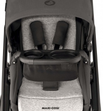 Maxi-Cosi Lila childrens tray Black