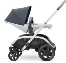 Quinny Hubb Stroller Graphite on Grey