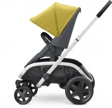 Quinny Hubb Stroller Ochre on Graphite