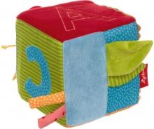 Sigikid Activity Cube Baby Activity
