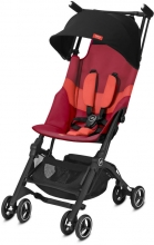 GB POCKIT+ ALL TERRAIN Rose Red | red