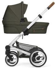 Mutsy NIO Adventure Leaf Green incl. carrycot and seat 2019