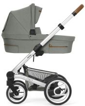 Mutsy NIO Inspire Ecalyptus incl. carrycot and seat 2019