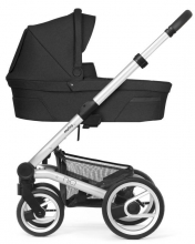 Mutsy NIO Explore Steel Grey incl. carrycot and seat 2019