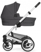Mutsy NIO Inspire Pearl Grey incl. carrycot and seat 2019