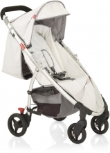 Herlag stroller Parma 8748-2130 creme/beige