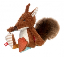 Sigikid 38979 Sweety Patchwork Squirrel