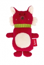 Sigikid 42277 Squeaking toy Fox Red Stars