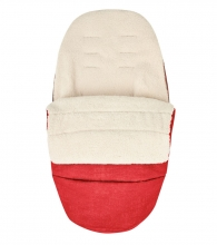 Maxi Cosi 2 in 1 Footmuff Nomad Red