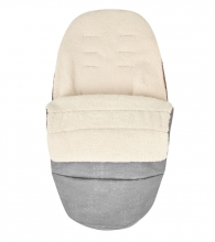 Maxi Cosi 2 in 1 Footmuff Nomad Grey