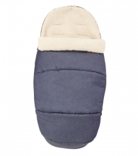Maxi Cosi 2 in 1 Footmuff Nomad Blue