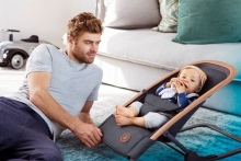 Maxi-Cosi Kori Baby bouncer essential blue