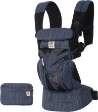 Ergobaby BabyCarrier Omni 360 Cool Air Indigo Weave