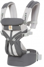 Ergobaby BabyCarrier Omni 360 Cool Air Carbon Grey
