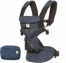 Ergobaby BabyCarrier Omni 360 Cool Air Raven